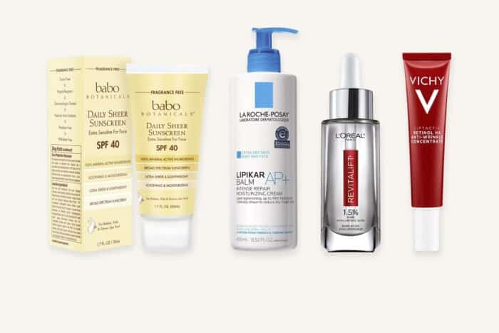 Best Drugstore Skin-Care Products for Dry Skin | RealSelf News
